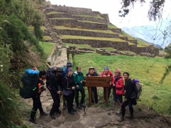 Machu Picchu vacation October 22 2016