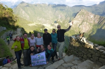 Katherine Inca Trail November 08 2016