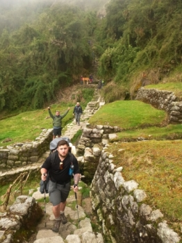 Machu Picchu vacation October 24 2016