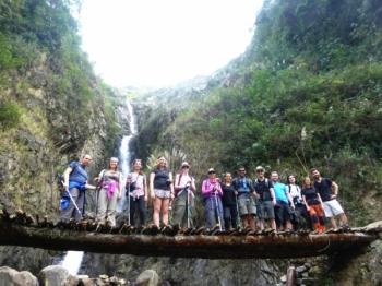Machu Picchu trip July 04 2016