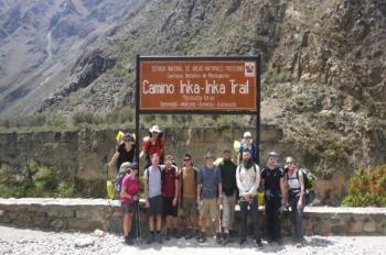 Peru vacation November 02 2016