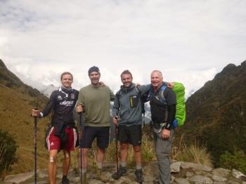 Charlie Inca Trail October 24 2016-2