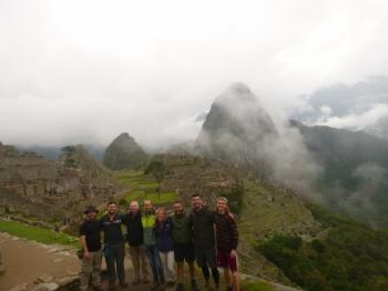 Charlie Inca Trail October 24 2016