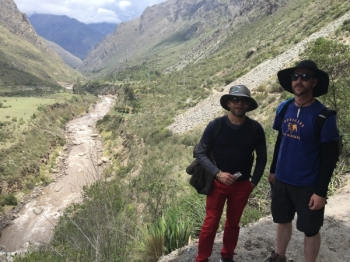 Lane Inca Trail December 19 2016-2
