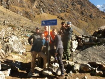 Machu Picchu trip September 27 2016