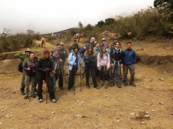 Machu Picchu trip August 11 2016
