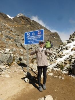 Machu Picchu trip July 12 2016