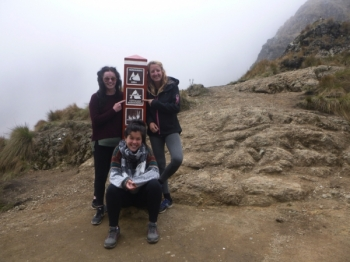 Machu Picchu vacation October 28 2016