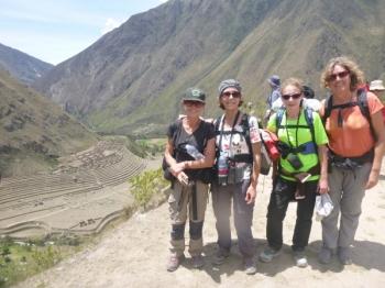 Machu Picchu trip November 14 2016