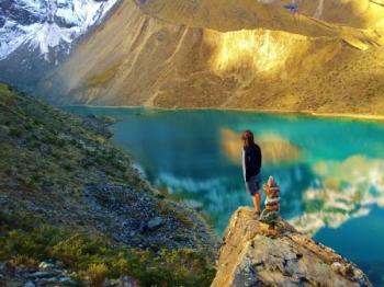 Machu Picchu trip August 06 2016