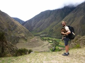 Daniel Inca Trail October 28 2016-1