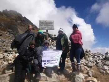 Peru vacation August 19 2016