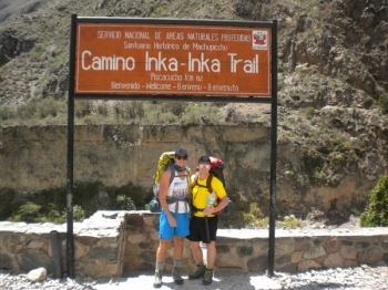 Jacob Inca Trail November 21 2016