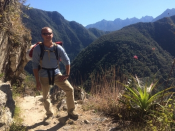 Christopher Inca Trail July 05 2016