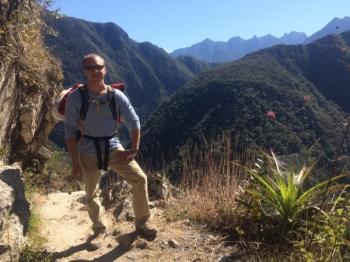 Machu Picchu vacation July 05 2016