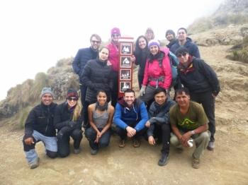 Machu Picchu trip November 22 2016