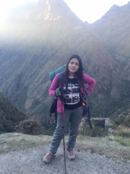 Diana Inca Trail June 16 2016-2