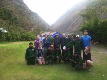 Peru travel November 07 2016
