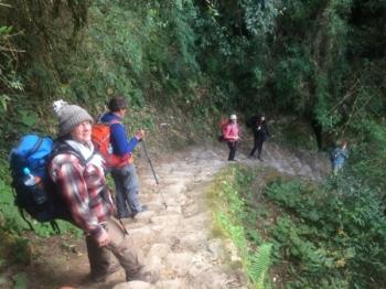 Patricia Inca Trail June 11 2017-2