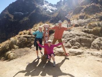 Machu Picchu travel July 10 2016