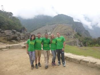 Machu Picchu trip September 16 2016-2
