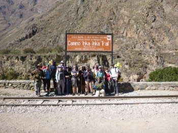 Alexis Inca Trail July 16 2016