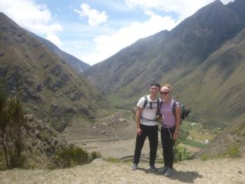 Machu Picchu trip November 03 2016
