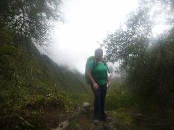 Aubree Inca Trail December 29 2016-2
