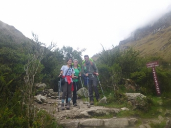 Jeffrey Inca Trail December 29 2016-2