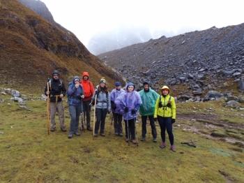 Machu Picchu trip April 11 2017