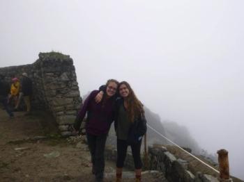 Machu Picchu trip December 26 2016