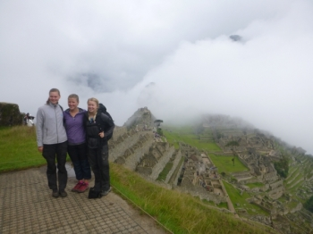 Machu Picchu travel November 03 2016