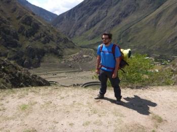 Grace Inca Trail November 04 2016-2