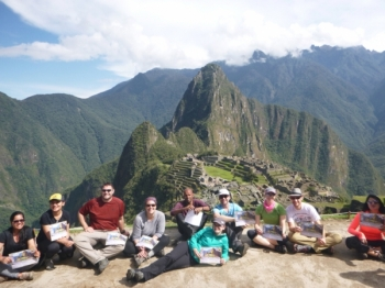 Machu Picchu travel November 06 2016