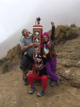 Terri-Sue Inca Trail December 03 2016-2