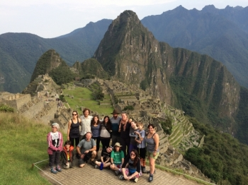 Terri-Sue Inca Trail December 03 2016