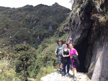 Richard-Walter Inca Trail December 03 2016