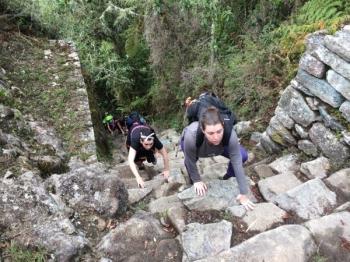 Xiamae-Elizabeth Inca Trail December 03 2016-2