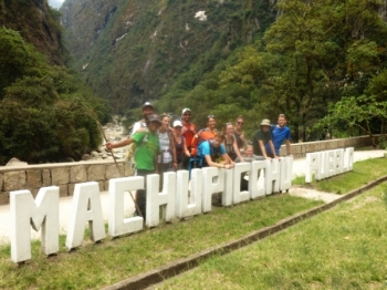 Machu Picchu vacation September 19 2016-2