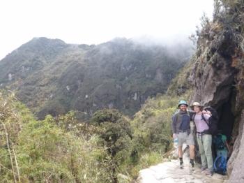 Brian Inca Trail November 11 2016-2