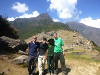 Peru vacation August 03 2016