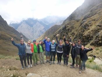 Machu Picchu trip November 04 2016