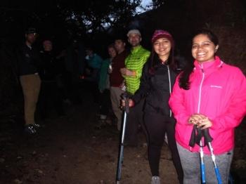 Machu Picchu trip November 06 2016