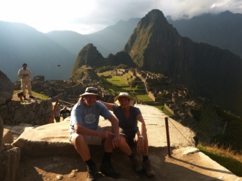 Machu Picchu vacation August 24 2016-2