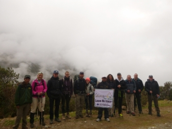 Machu Picchu vacation October 03 2016