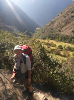 Philip Inca Trail August 25 2016-2