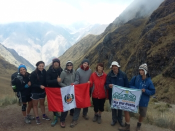Philip Inca Trail August 25 2016