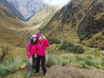 trina Inca Trail November 22 2016