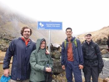 Peru travel October 01 2016