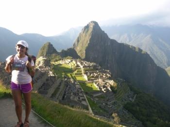 Ann-Elyse Inca Trail November 23 2016